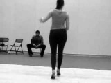 Eddie Torres and Shani Talmor Cha Cha Cha Footwork (Part I) - 2013 Chim Pum Callao, Niagara Falls