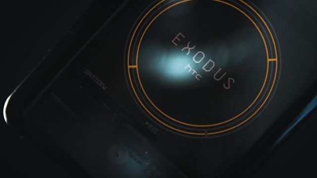 Криптосмартфон HTC Exodus: цена, дата выхода, характеристики, фото