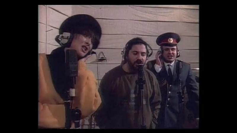 Прощание с гимном СССР из юмористической телевизионной передачи «Оба-на!», 1991 г.