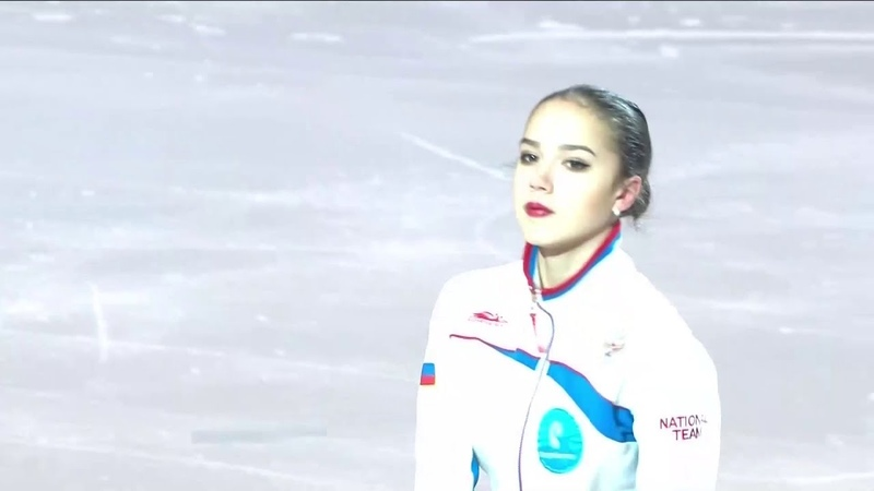 Alina Zagitova GP France International 2017 FS WU C