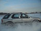 Opel Frontera B 2.2dth- Isuzu Rodeo (Wizard) -Honda Passport по снегу