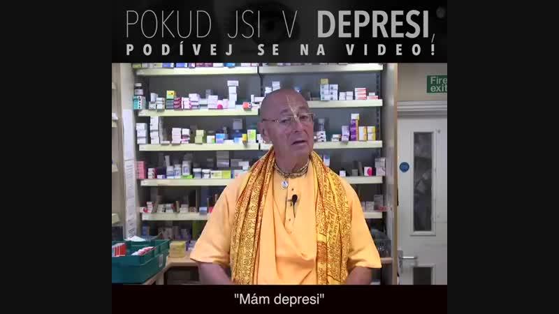 Pokud jsi v depresi, podívej se na toto video!