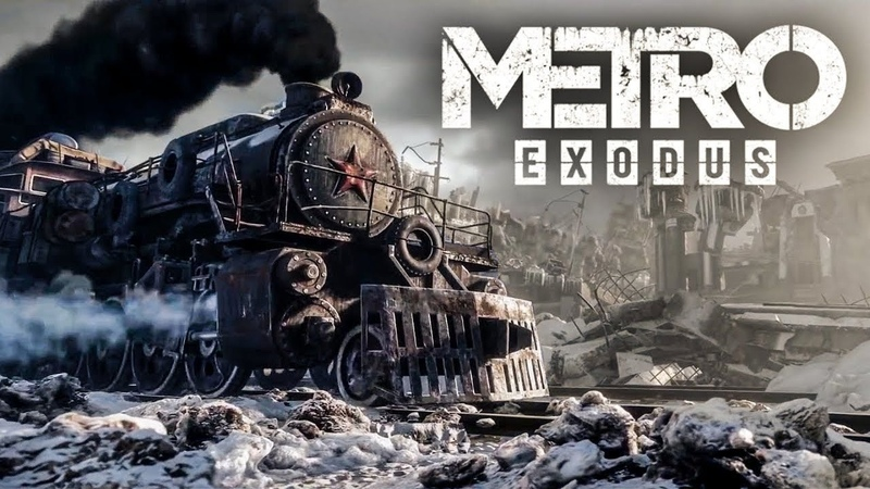 Metro Exodus Ryzen r5 1600 GTX 1060 3gb. 8 gb. ddr4 Test gameplay.