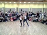 Bachaturo 2013 Bachata Workshop by Korke & Judith (part 2)