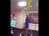 Шоу мыльных пузырей 1 июня у ребят ДТК