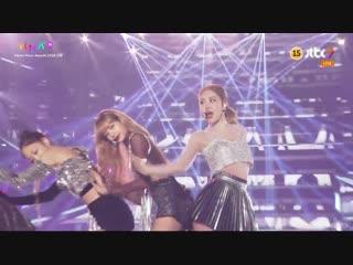 [vk] 181201 BLACKPINK (블랙핑크) - DDU-DU DDU-DU (뚜두뚜두) @ 2018 MelOn Music Awards [2K 60FPS]