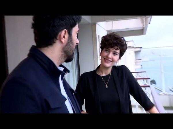 BERGÜZAR KOREL ENGİN AKYÜREK interview for Pazar Sürprizi Bir Aşk İki Hayat
