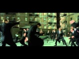 «The Matrix: Reloaded» - Scene: Neo vs. Smith