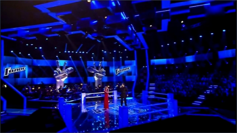Шарип Умханов на проекте Голос