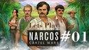 Narcos Cartel Wars - Gameplay letsplay 01 INTRO