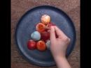 Суши шарики своими руками