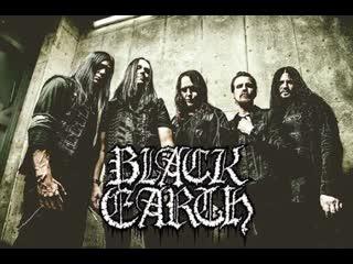 Black earth - burn on the flame