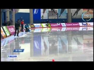 Stephanie Beckert & Martina Sábliková 3000m, Calgary 2013