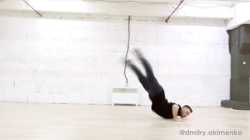 Floor Work Choreography / Dmitry Akimenko