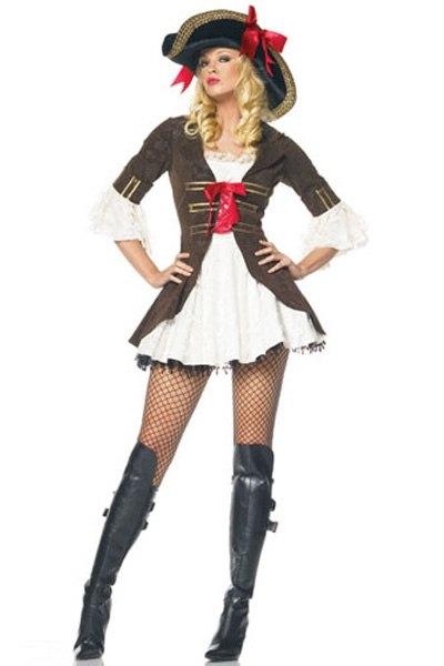 Сшить своими руками костюм пиратки