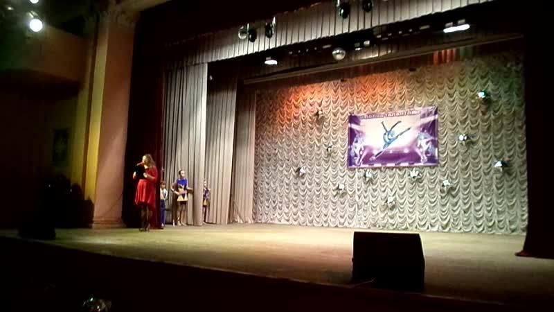 20.10.2018 г. Волна талантов г.Харьков Украина