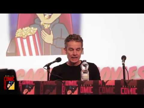Dublin Comic Con 2019 Spring James Masters