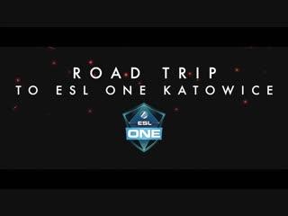 ESL One Katowice: дорога в Польшу