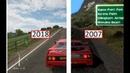 Forza Horizon 4 vs Test Drive Unlimited