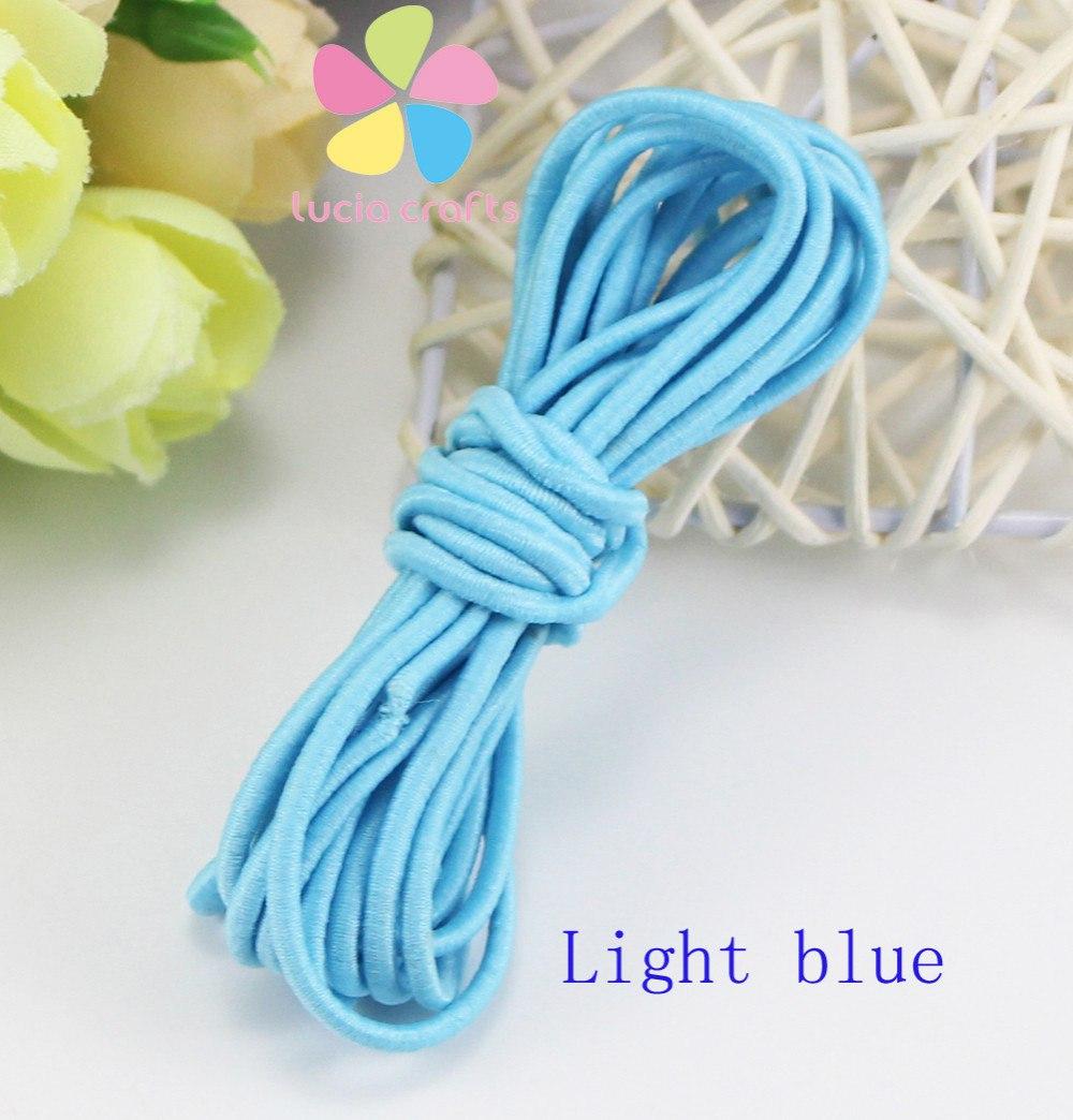 Разноцветные шнурки 055
