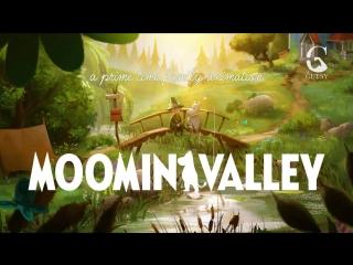 Долина Муми-троллей (2019) | За кадром