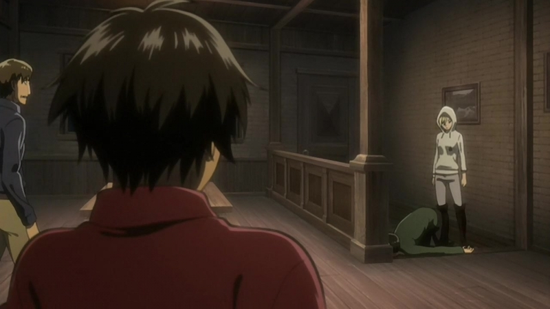 Shingeki no Kyojin: Lost Girls / Вторжение Титанов: Потерянные девушки OVA 2 [AniStar]