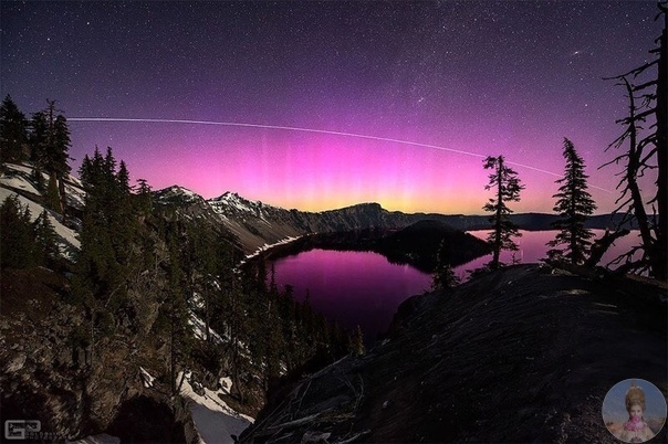 Шикарные снимки ночного неба в астрофотографиях Брэда Голдпейнта