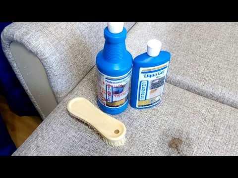 Химическая чистка мягкой мебели клининговой компанией Сила Чистоты