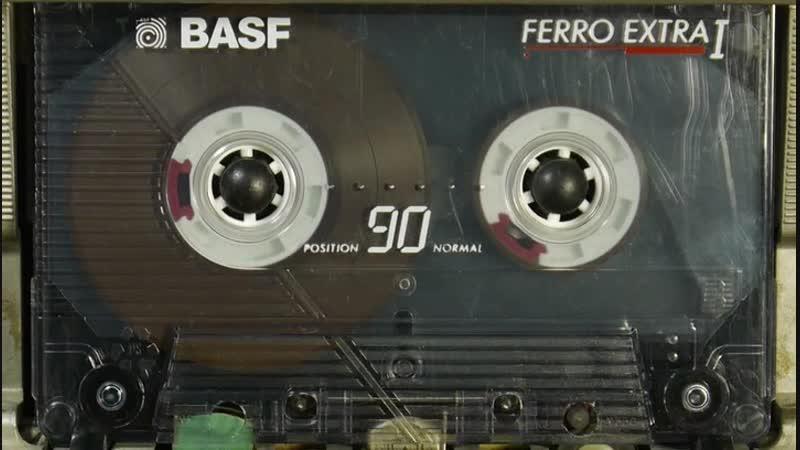 Сектор газа BASF TDK Audio Cassette D-90