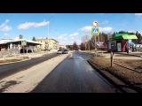 Не нужны права - выезд на встречку - Снежинск 21 апреля 2015