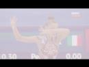 Dina Averina | World Challenge Cup Kazan 2018 | Play with fire