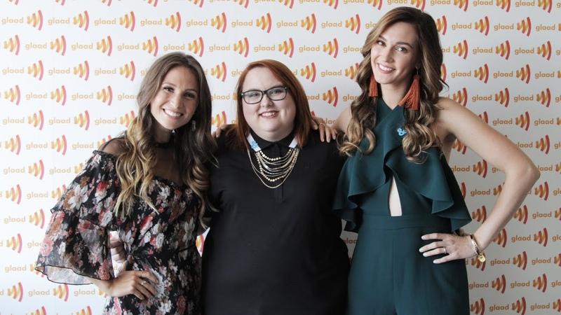 Wynonna Earp stars Dominique Provost-Chalkley and Kat Barrell join us to talk Season 3