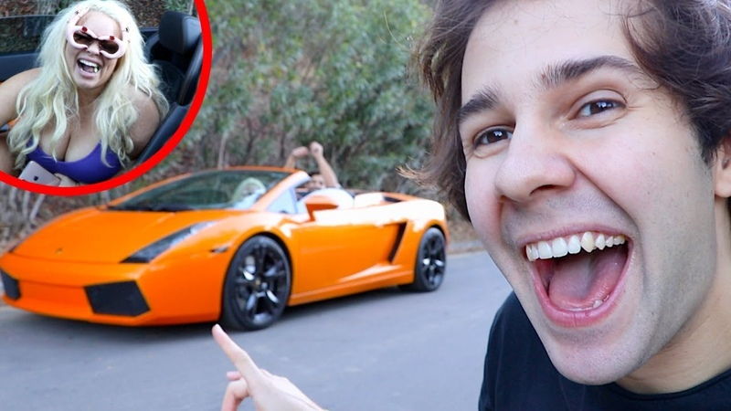 YOU WONT BELIEVE WHAT SHE DID TO GET THIS CAR