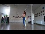 Elena Suprun_KIZOMBA LADY SOLO_импровизация