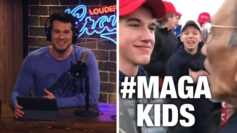 MAGAKIDS HOAX: Top 3 Lessons! | Louder With Crowder