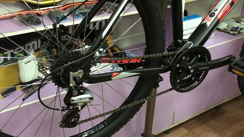 Выбираем бюджетный велосипед. Stark Tactic 26.4 D