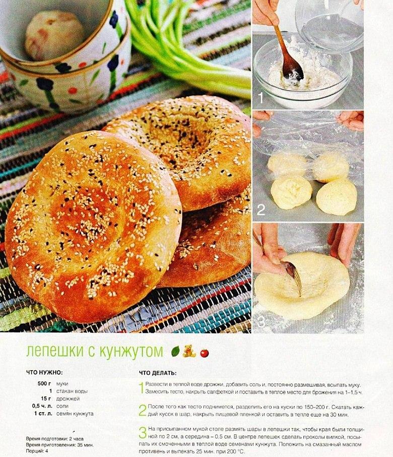 Рецепты блюд узбекской кухни пошагово