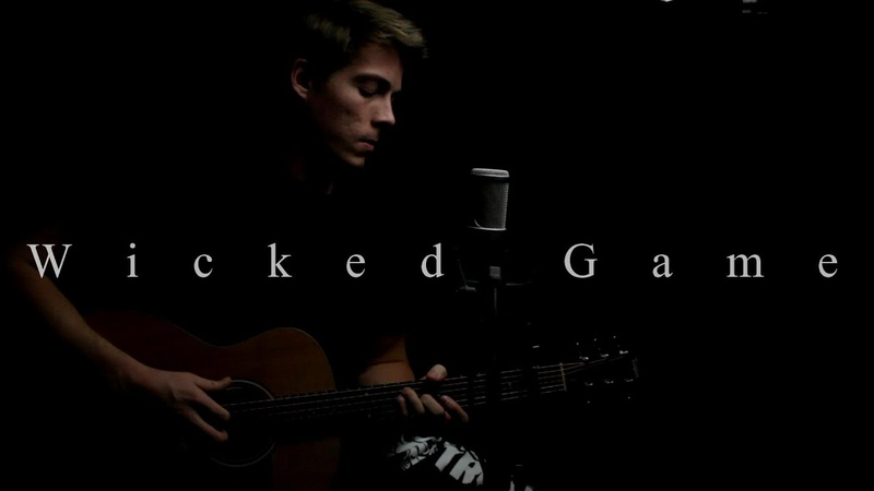 Chris Isaak - Wicked Game (Acoustic Cover)