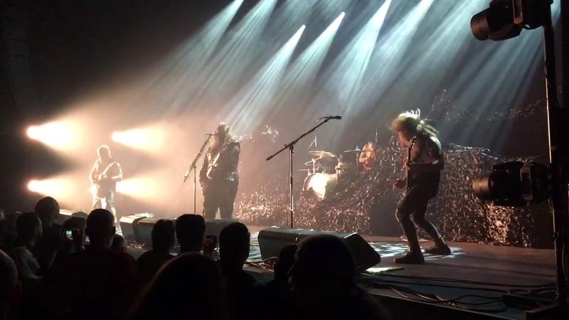 Soulfly The Summoning Hedon Zwolle 2018