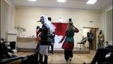 Ватага Скоморохи-люди Свадьба совы на Царскосельской Вечерине! 17.11.18.