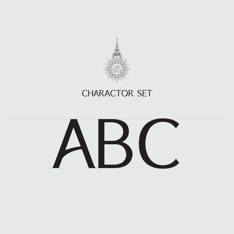 BSRU Bansomdej fonts шрифт скачать бесплатно
