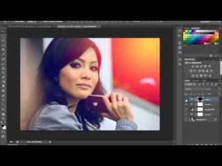 VIDEO TUTORIAL Adobe Photoshop Cs6  Tone Color Untuk Foto   Sifoo com