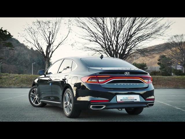 All new Hyundai Grandeur (IG) 2017 / Обзор Hyundai Grandeur 3.0 IG / 현대 그랜저 هيونداي ازيرا جرانديور