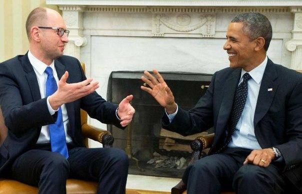 9 вопросов Бараку Обаме перед встречей с Яценюком