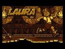 Симпатичная аркадная головоломка New Adventures of Laura появилась в продаже на кассетах