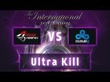 TI 2014 Highlights - Arrow vs Cloud9 [Ultra Kill]