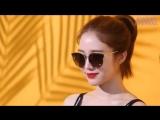 Ю Ин Ну в фотосессии для новой коллекции солнцезащитных очков от «ANNA SUI».