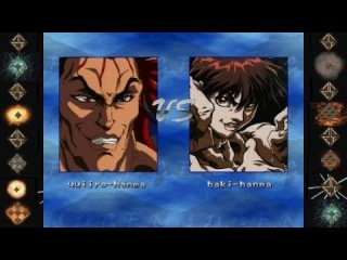 Yujiro Hanma vs Baki Hanma Ultimate M U G E N Fight 2013 Hi Res HD