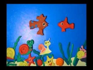 Мультфильм про рыбок в ТИНАТИН.avi