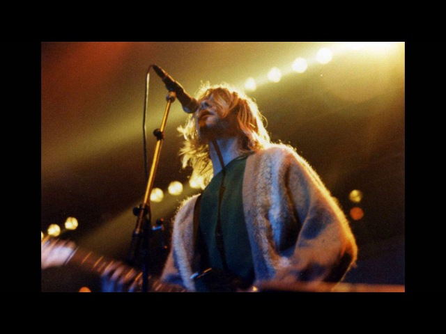 Nirvana - Smells Like Teen Spirit - Best Performance Ever - Live Rennes, France 12/07/91